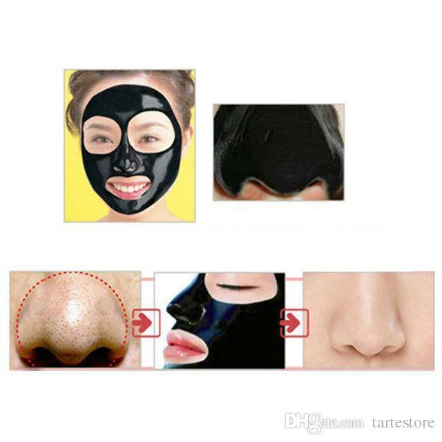 SHILLS Derin Temizlik Kozmetik Siyah çamur Yüz Yüz Maskesi Nemlendirici Siyah Nokta Kaldırma Yüz Maskesi 50 ml Ücretsiz Kargo