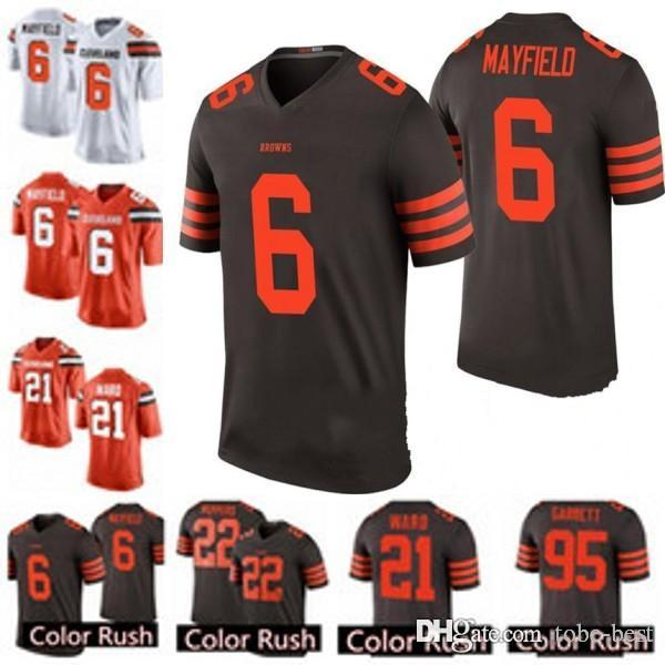 Wholesale cleveland browns jersey mayfield | Coupon code  supplier