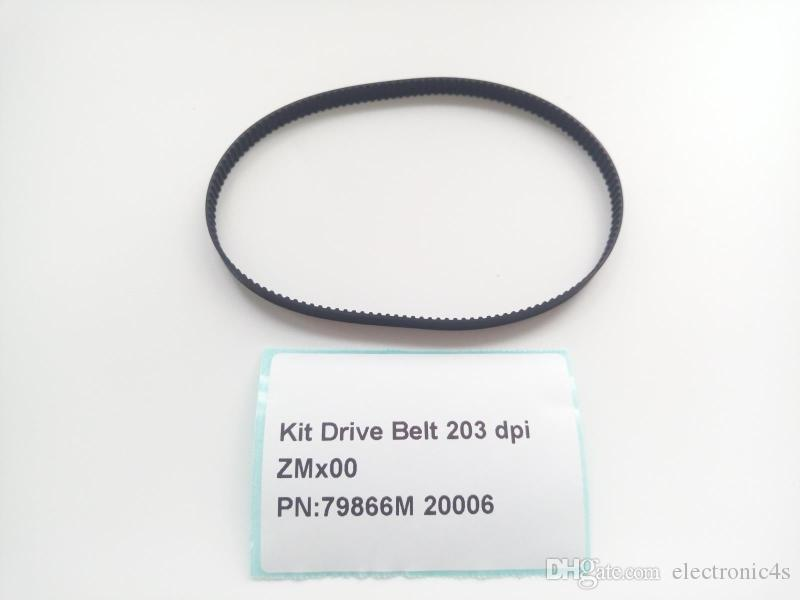 79866M For Zebra ZM400 Main Drive Belt 203dpi wholesale Compatible Thermal  barcode label printers