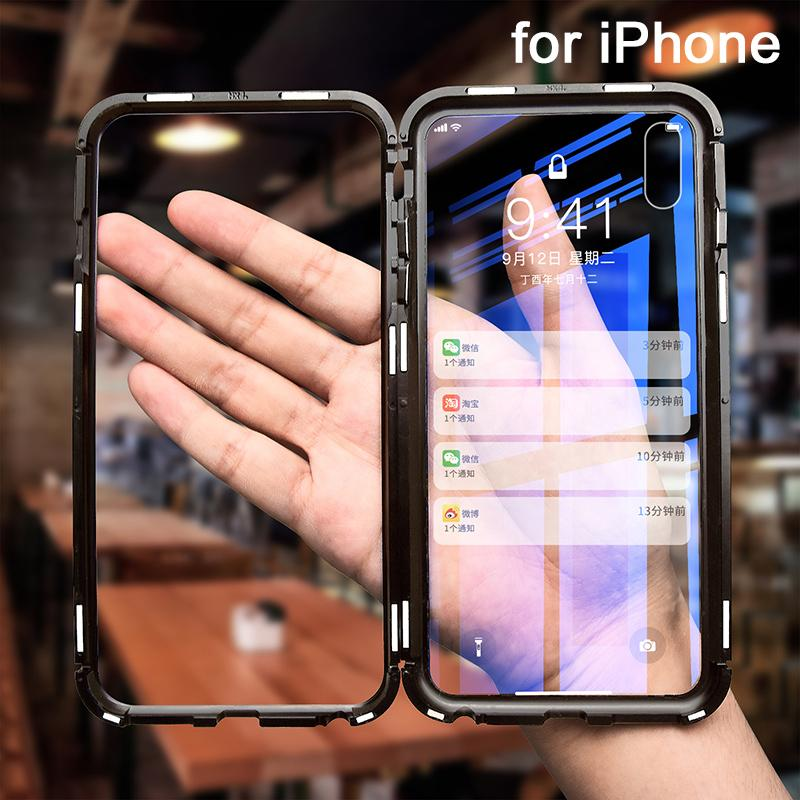 coque aimanter iphone xs max