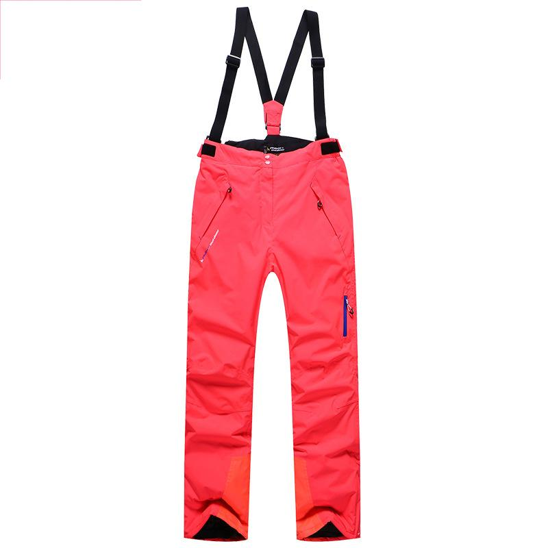 2018 Winter New Ladies Ski Pants Windproof Thick Warm Ladies Ski Suit  Fishing Hunting Mountain Outdoor Sports Trousers UK 2019 From Pineappleg 10ad42110