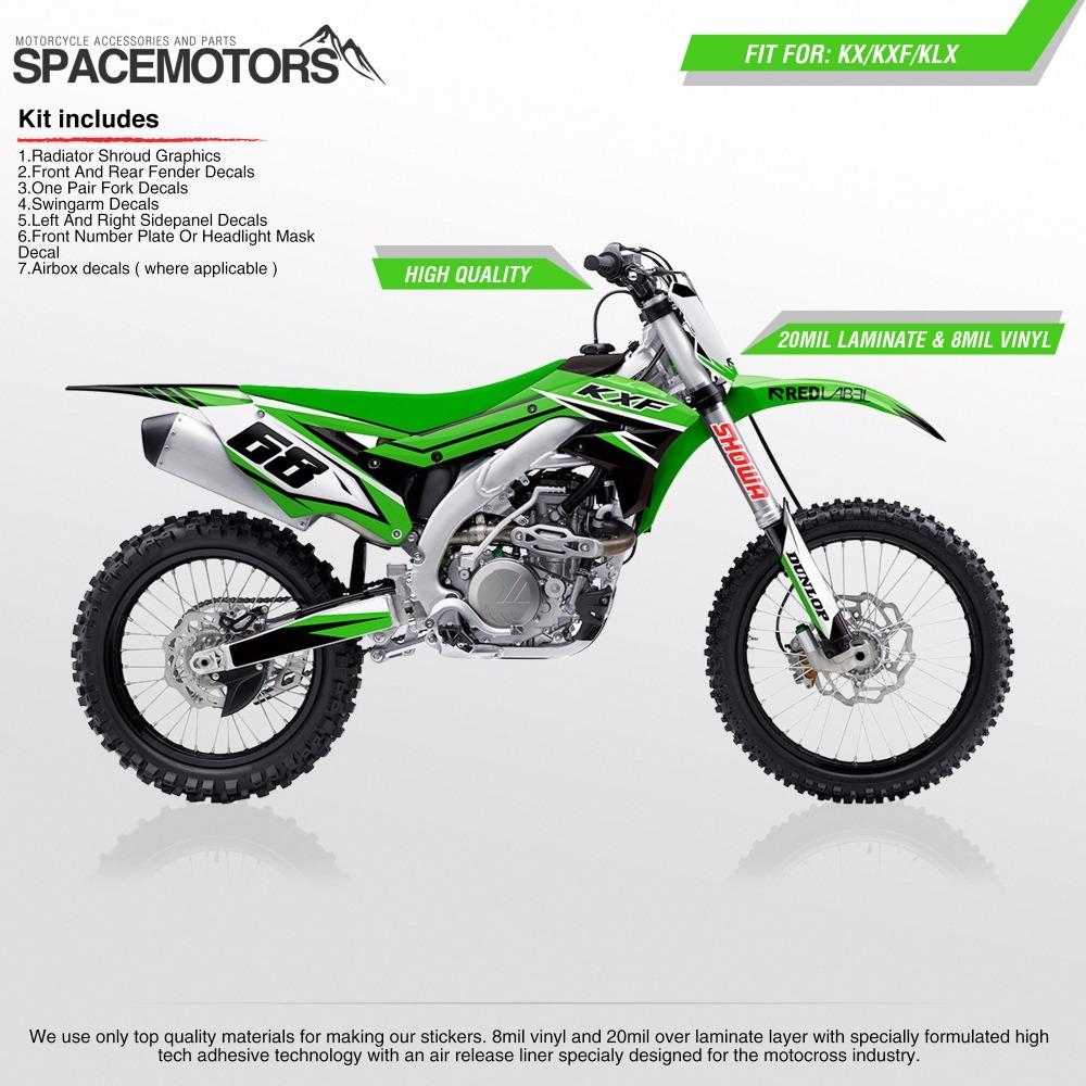 2019 3m vinyl wrap decals for motorcycle kx klx kxf f 85 100 250 450 cc 2004 05 06 07 08 09 10 11 12 13 14 15 2016 year from bestness 125 53 dhgate com