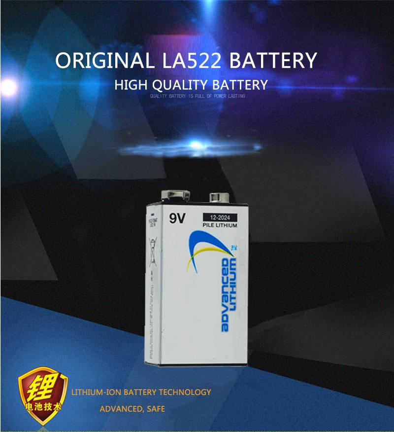 Energizer LA522 VR9V 9V Lithium Batteries Imported From The United States  Are Available For Special Price By Parcel Post. Ryobi 18v Lithium Battery  Variable ...