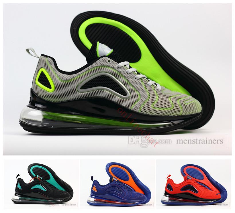factory price f63b3 02663 Compre 720 KPU Zapatos Al Aire Libre Para Hombre 2019 720 ° Designer  Athletic Sneakers 2018 270 Sports Running Trainers A  96.45 Del Max270    DHgate.Com
