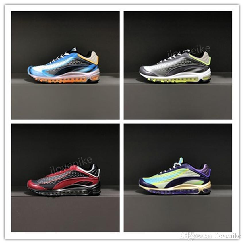 52efe4a838d524 99 Deluxe Sneakers Skepta X TPU Shoes 97 BW Women Men Shoes Size Us 5.5 11  Shoe Shopping Trainers Shoes From Ilovenike