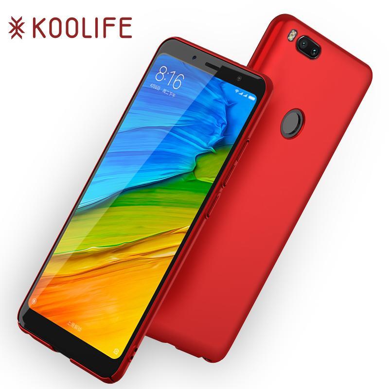For Xiaomi Mi A1 Case Hard PC Protection Back Cover for Xiaomi Mi 5X Mi5x  Cases Phone Case for Xiaomi Mi A1 Cover