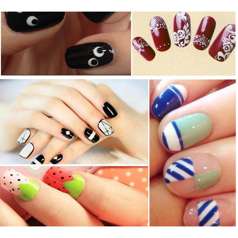 New Manicure Nail Polish Gel Design Paint Nail Art Polish Drawing ...