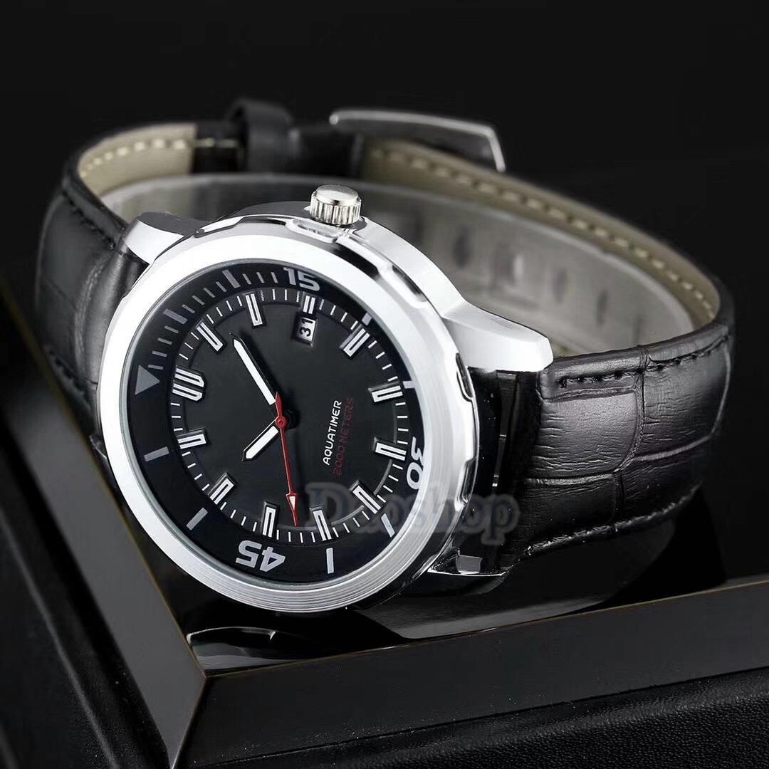 2018 New Top Quality Luxury Quartz Wristwatch Big Pilot Men s Watch ... 95f57a7b4