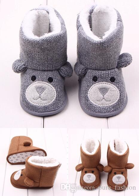 Baby Boy Shoes First Walkers 0 1 Years Olds Lovely Baby Shoes Boys Knitted  Sweater Baby Boots Girls Toddler Shoes  UK 2019 From Pure fashion f4a2a79b0