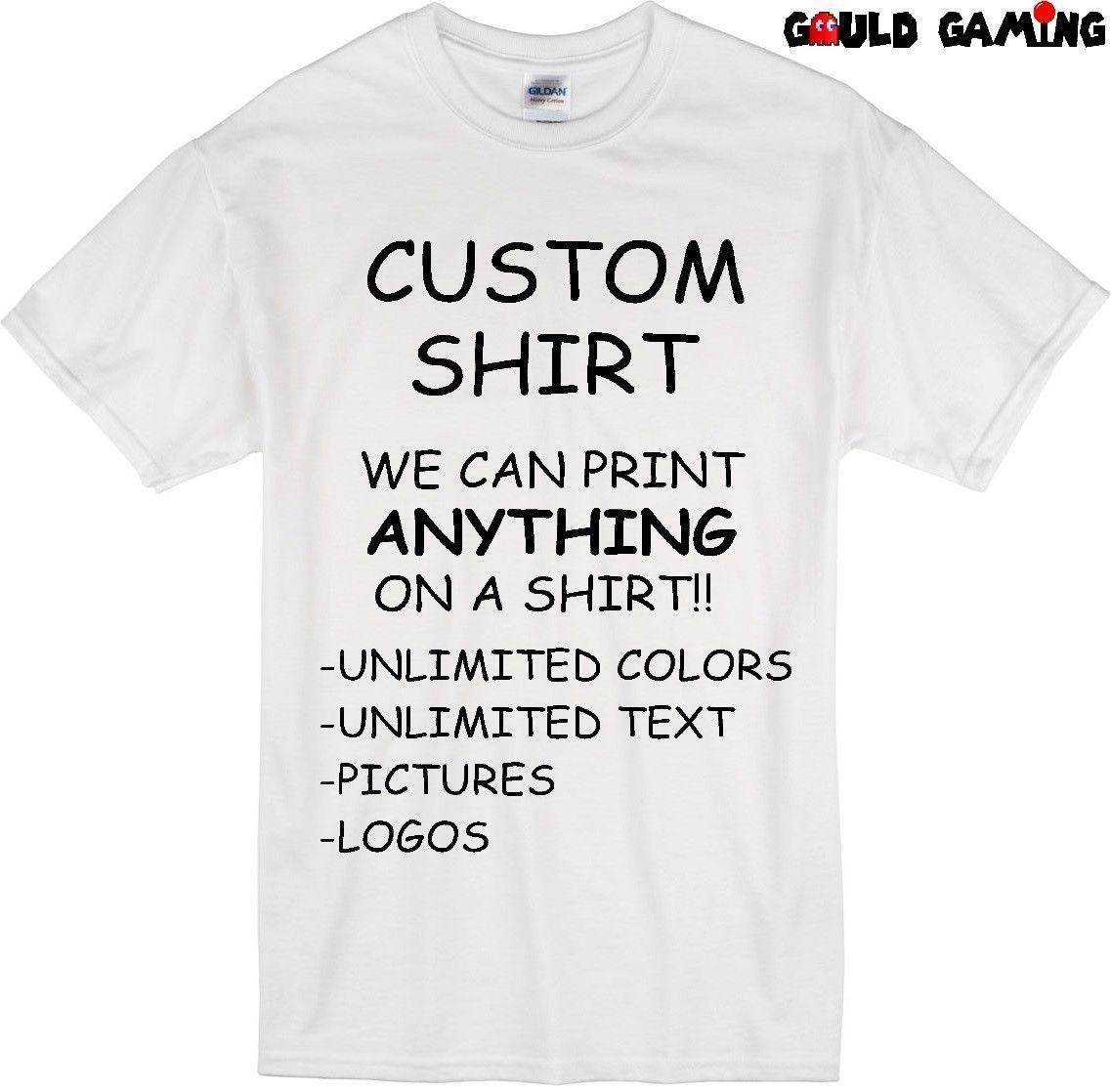 3e42a36c376 Custom Made Logo T Shirts
