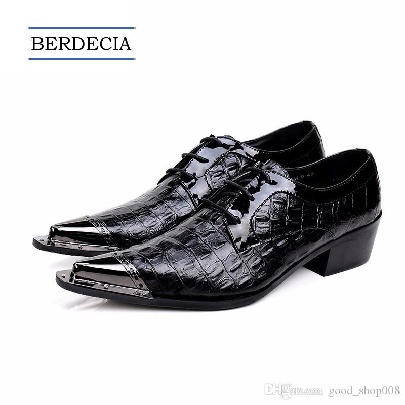 Formal Shoes Natural Leather Oxfords Shoes For Men Summer Dress Shoes Plus Size Business Shoes Mesh Wedding Shoe Men Men's Shoes
