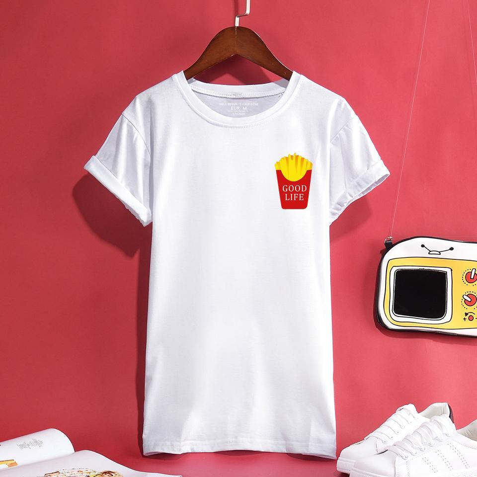 4e2463b8 BTS 2018 Good Life 100% Cotton Men/Women T-shirts Spring Printed ...