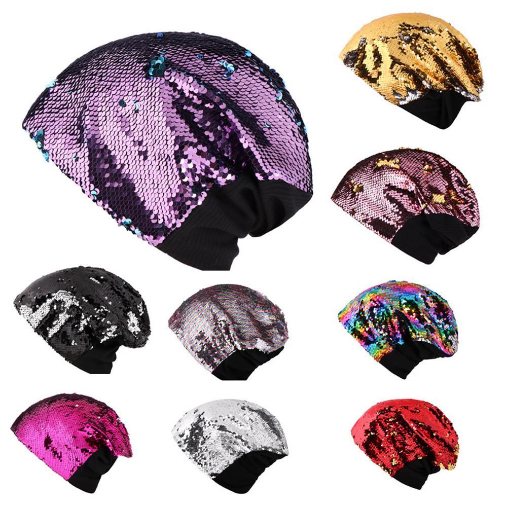 c016f43c2ea Casual Women Bowknot Muslim Stretch Turban Hat Chemo Cap Hair Loss Head  Scarf Wrap Cap Summer Hat Festival Chapeu Feminino Black Baseball Cap  Knitted Hats ...