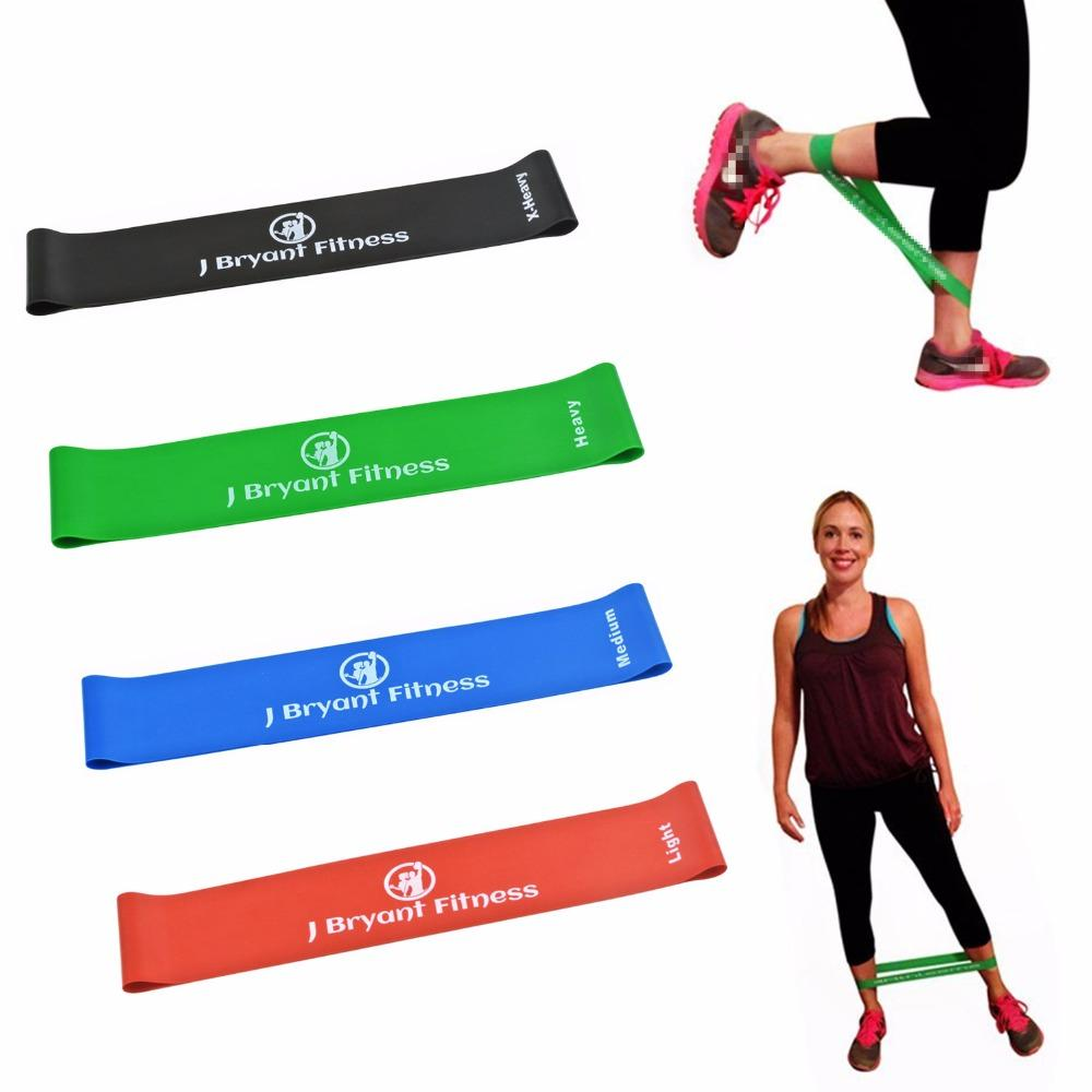 2019 Resistance Bands Rubber Band Workout Fitness Gym