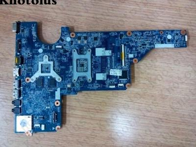 650199-001 for Pavilion G7 G4 laptop motherboard hm65 ddr3 Free Shipping 100% test ok