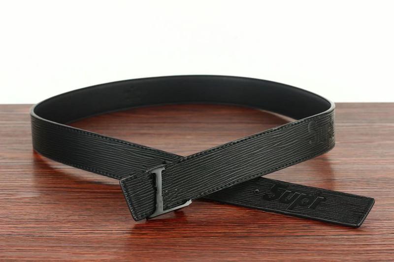 Compre Lujo G Smooth Button Hebilla Cinturones De Diseño De Hombres Cintura  Hombre Cuero Genuino Casual Hombre Cintura Correa De Moda Cowskin Faja A   20.11 ... d91fb55bbb8d