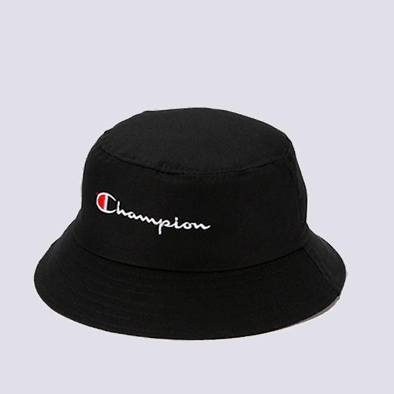 569a596da93 2019 Champion Black And White Couple Hats Spring Summer New Sunshade Hats  Men Women Fishermen S Cap Easy Fold Caps Wholesale From Cuciwatch