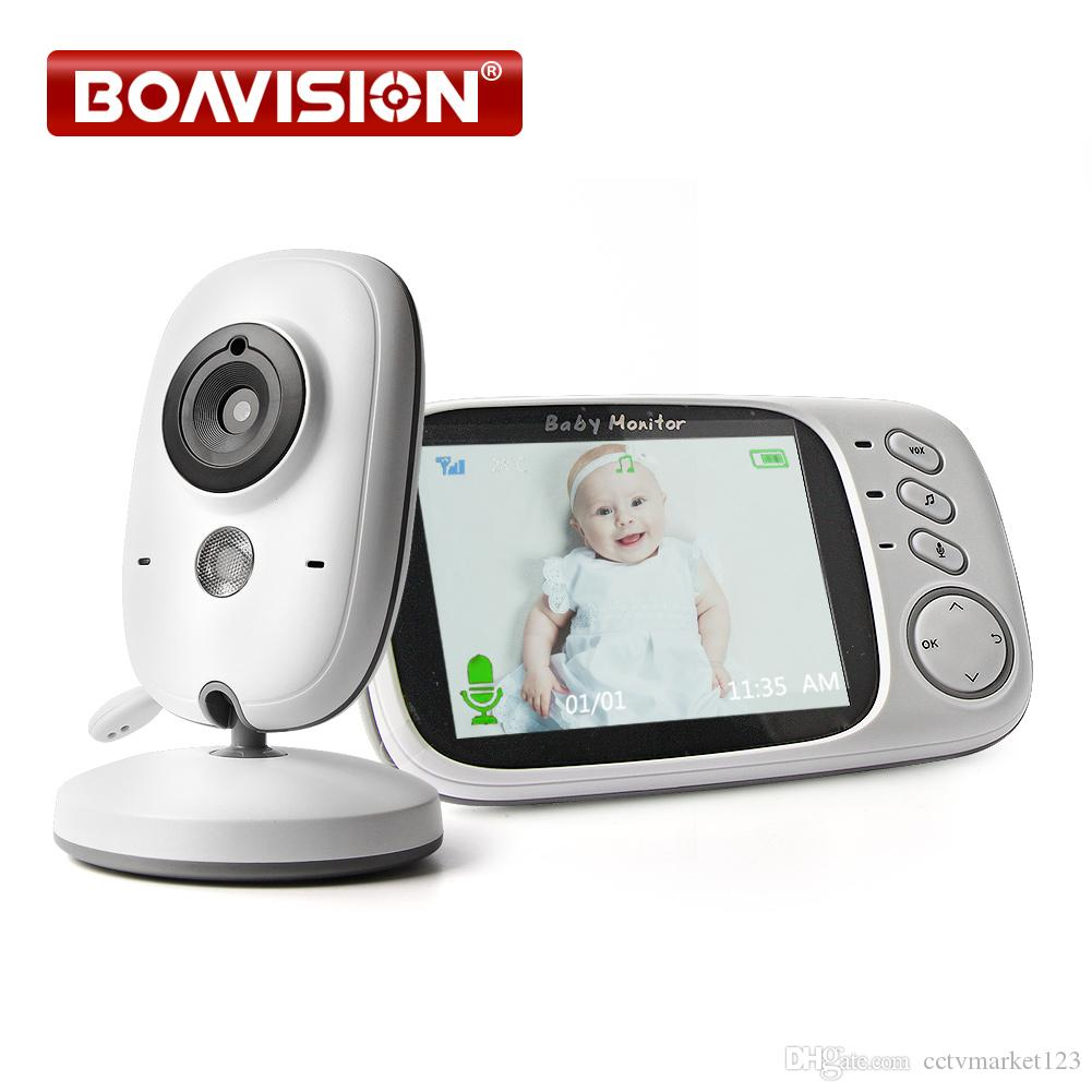 b160a0d93a3 2019 VB603 Video Baby Monitor 2.4G Wireless With 3.2 Inches LCD 2 Way Audio  Talk Night Vision Surveillance Security Camera Babysitter From  Cctvmarket123