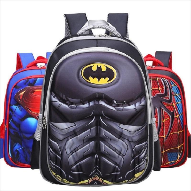 c1bf881fbee99 Großhandel Marke Hot EVA 3D Cartoon Kinder Schultasche Junge Anime  Spiderman Schule Rucksack Geeignet Für 6 12 Jahre Alte Kinder Tasche  Geschenk Tasche ...