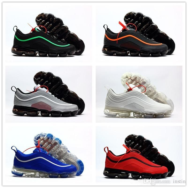 2019 2018 Vapormax 97 X KPU Silver Bullet Sports Running Shoes For Top  Quality Mens Designer 97s Outdoors Jogging Sneakers Size 40 47 From Instin 3294eb1df