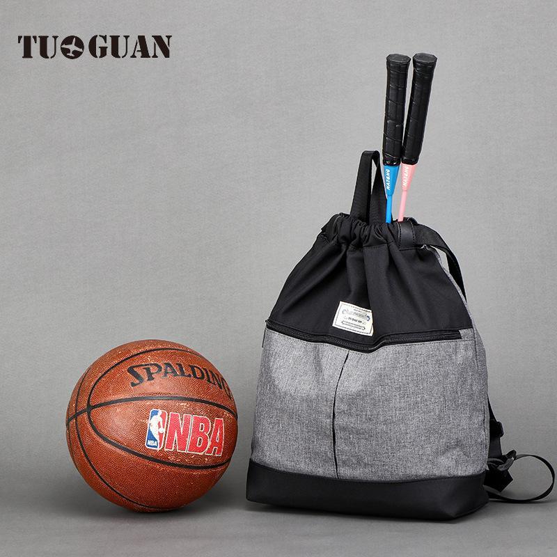 2019 Waterproof Sport Bag Gym Bag Softback Sports Backpacks Women Men  Sports Bags Sport Accessories Basketball Soccer Racket From Ixiayu d3a828452