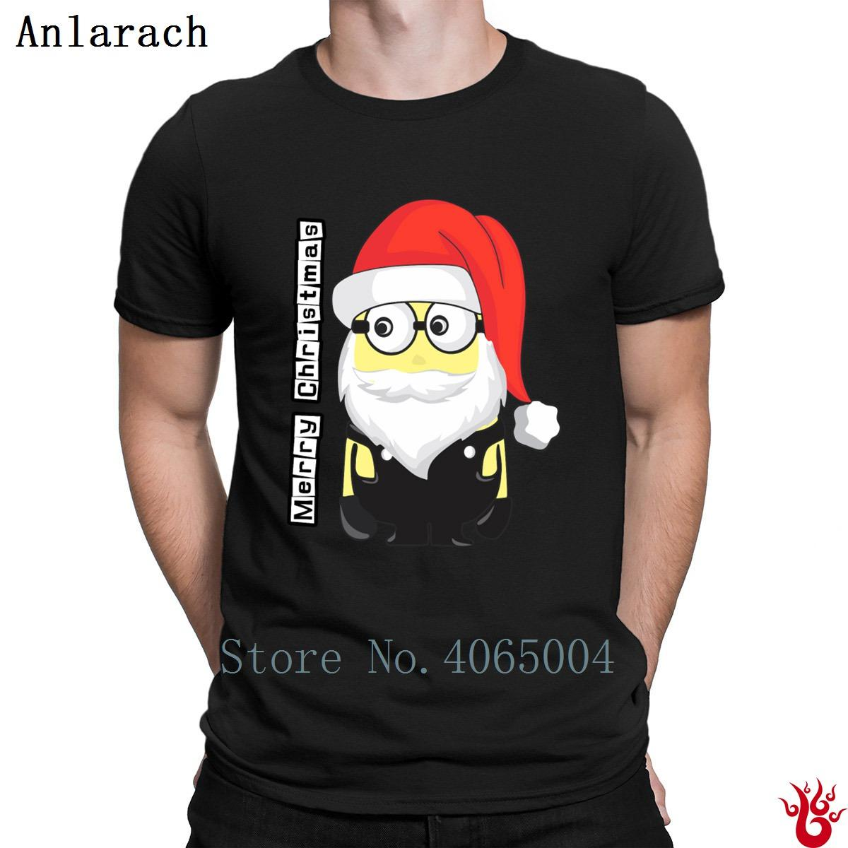 minion speciaal christmas tshirts cotton hiphop tops fit size s 3xl men t shirt spring unique designer breathable unique buy funny t shirts online tee - Minion Christmas Shirt