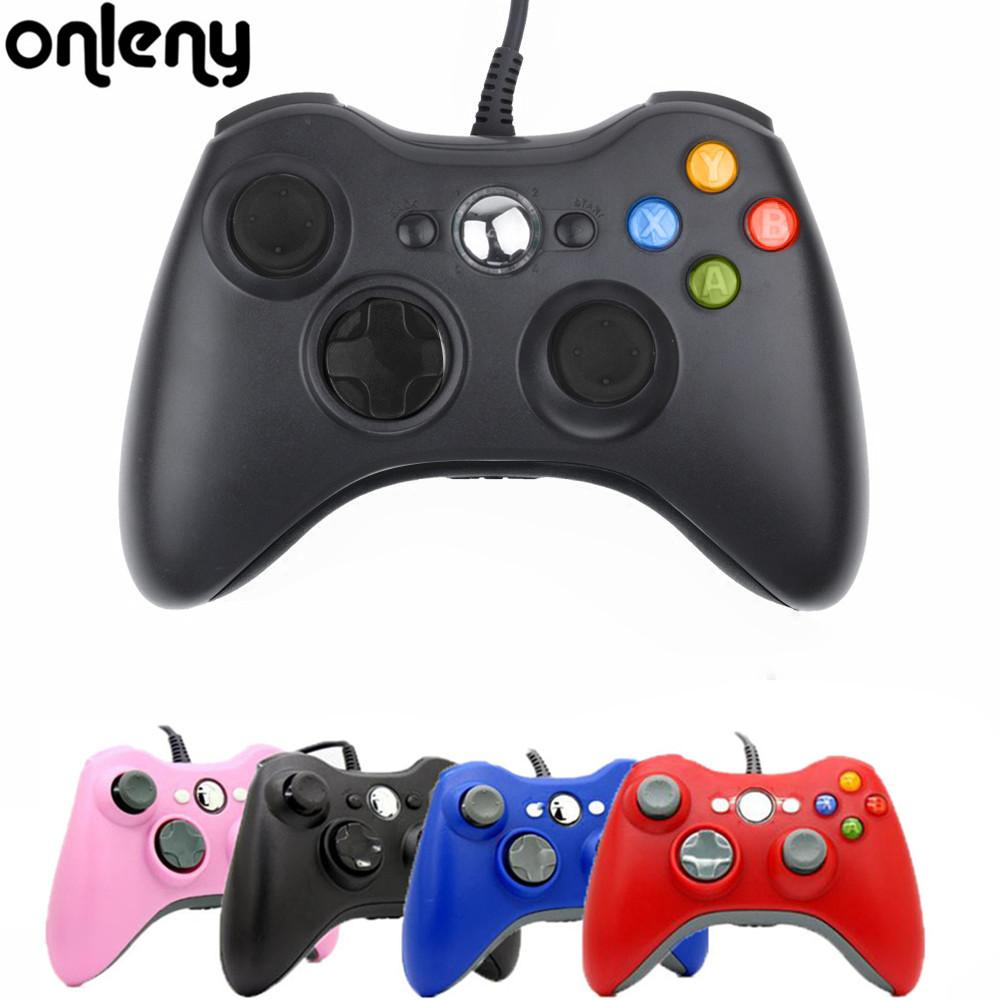 Wired Gamepad Android Game Pad For Pc Microsoft Xbox 360 Joypad For ...