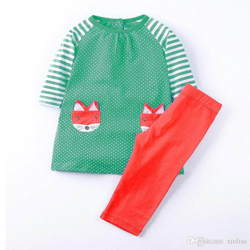 toddler girl clothing sets sports suit for girl set christmas 2018 winter thanksgiving outfit baby gift kids tales children clothing