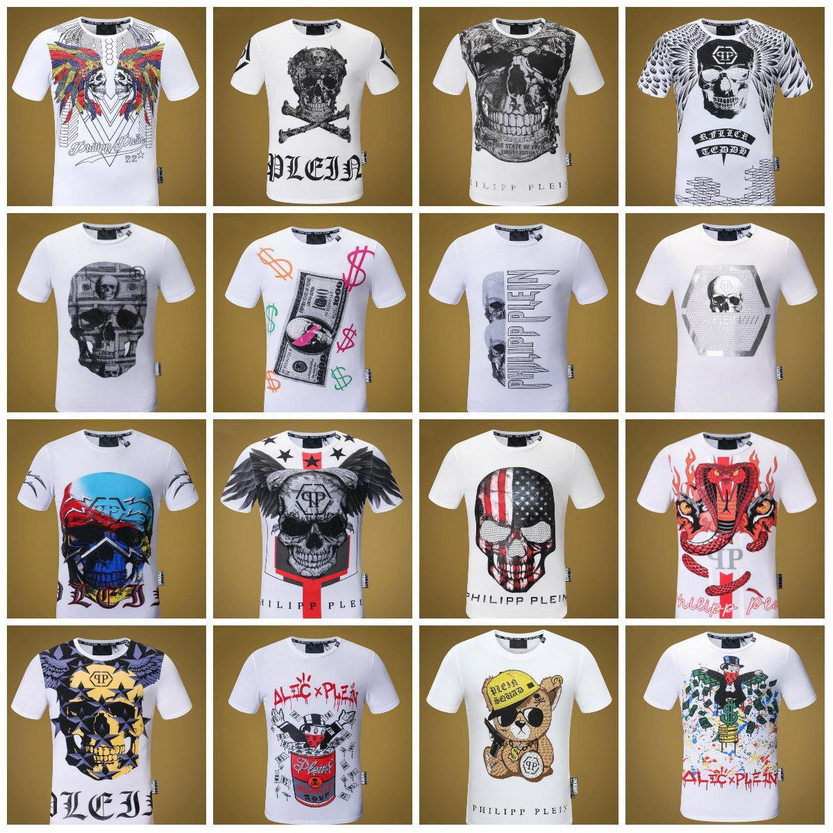 2018 Men T Shirt Brand T Shirt Famous Luxury Brand Logo For Men