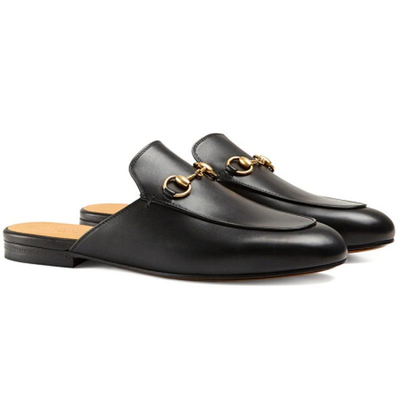 Marca Genuino Mujer Zapatillas Zapatos Cuero De Compre Lujo xOfYwvqI