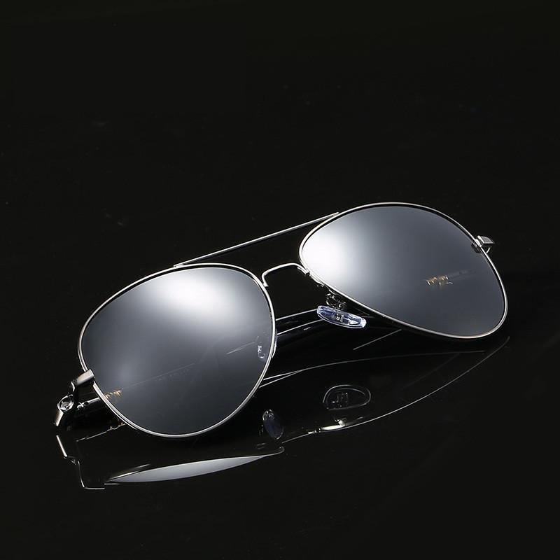 dd56c5b1335881 2019 Luxury Pilot Sunglasses Men Brand Designer Polarized Shades ...