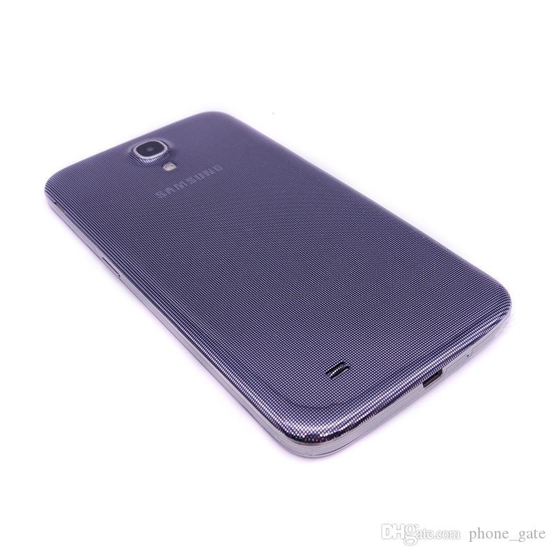 مقفلة الأصلي سامسونج غالاكسي ميجا 6.3 I9200 6.3inch 1.7 غيغاهرتز رام 1.5GB 16GB روم Andorid الجيل الثالث 3G WCDMA تجديد الهاتف الذكي