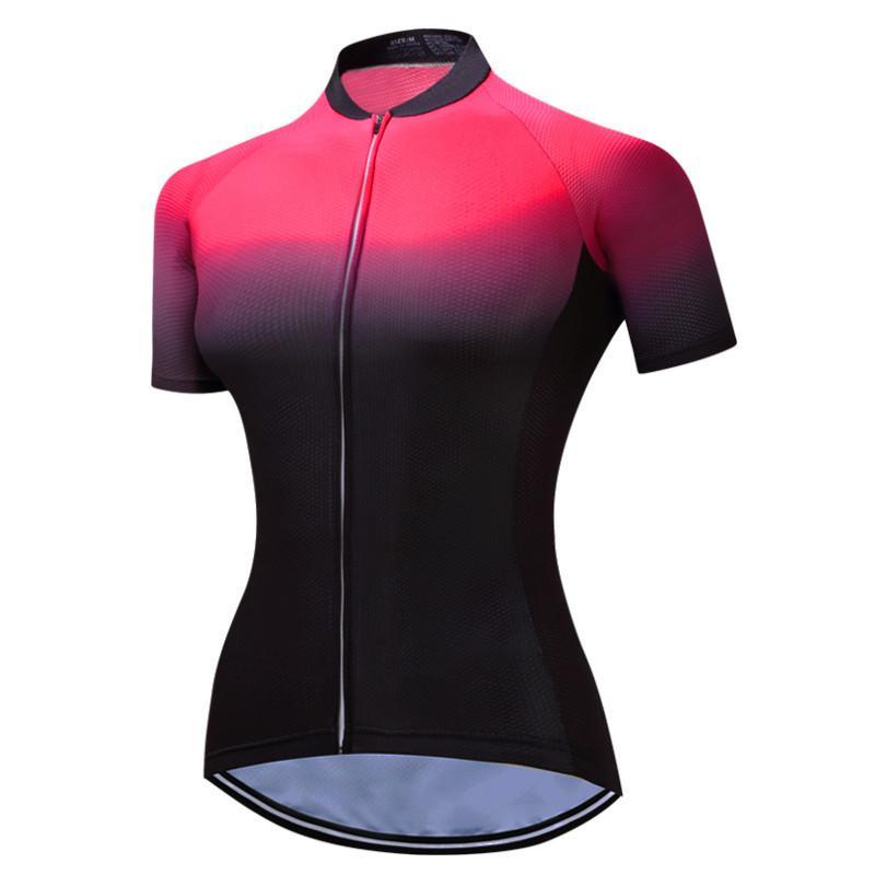 Compre 2018 Sports Ciclismo Jersey Mtb Bicicleta Jersey Camisa Mulheres  Roupas De Ciclismo Roupas De Manga Curta Bicicleta Ropa Maillot Ciclismo De  Itwin e7b597889eedd