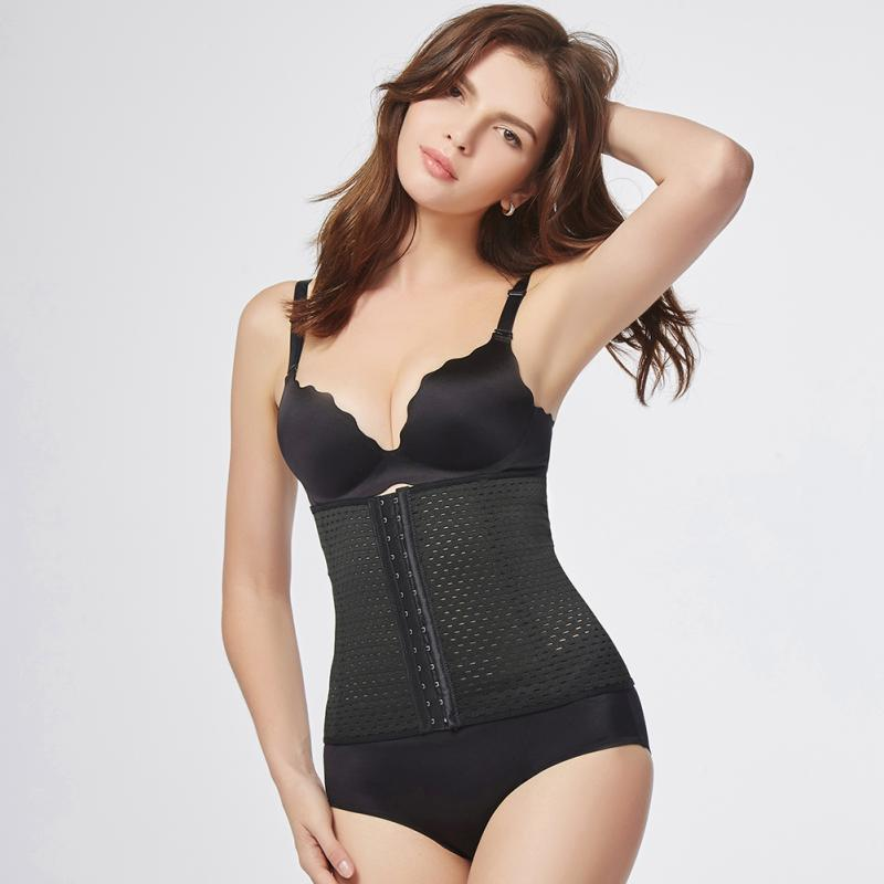 92cf6adb58 2019 Girl Women Hot Body Shaper Slim Waist Tummy Girdle Belt Waist Cincher  Under Bust Corset Firm Trainer Slimming Belly From Edmund02