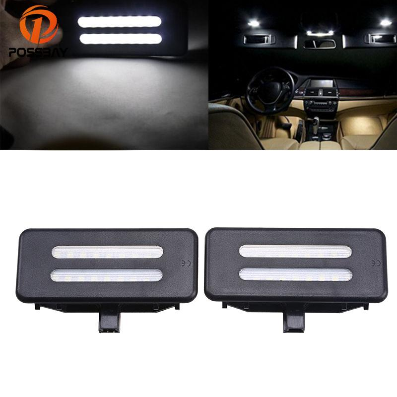 2019 Wholesale Car 16 SMD LED White Work Vanity Mirror Sun Visor Light Lamp  For BMW E90 E91 3 Series Sedan Wagon 2006 2012 From Mingcar001 9839efe48b9