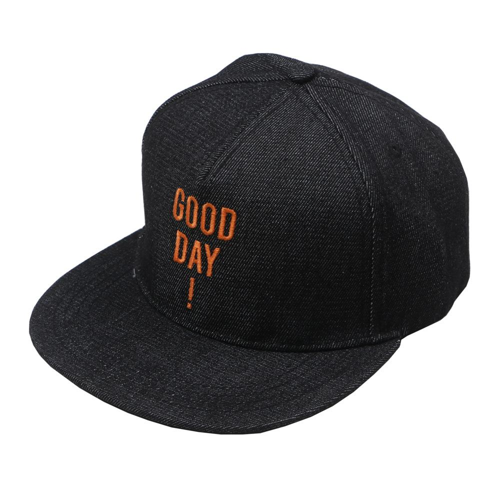 2016 Fashion GOOD DAY! Wash Jeans Cotton Quality Hiphop Baseball Caps 912c2d4a030