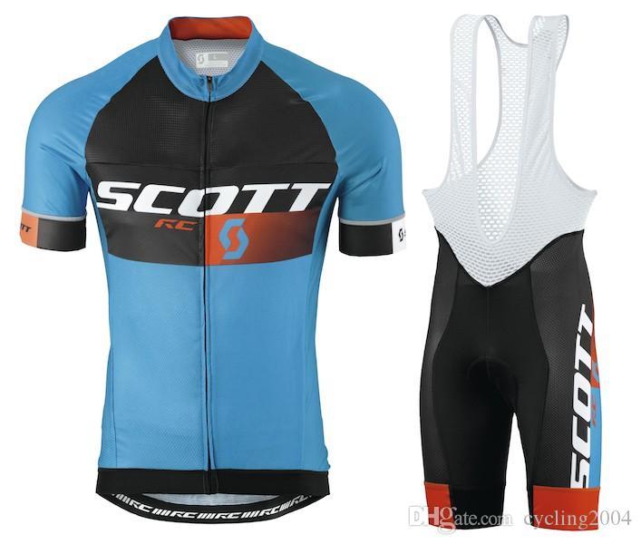 2019 2015 Scott RC Pro Short Sportswear Mountain Bike Clothes Ropa Ciclismo  Mtb Maillot Bicicleta Bicycle Cycling Jersey Clothing BIB Shorts Kit From  ... 938d0e3e4