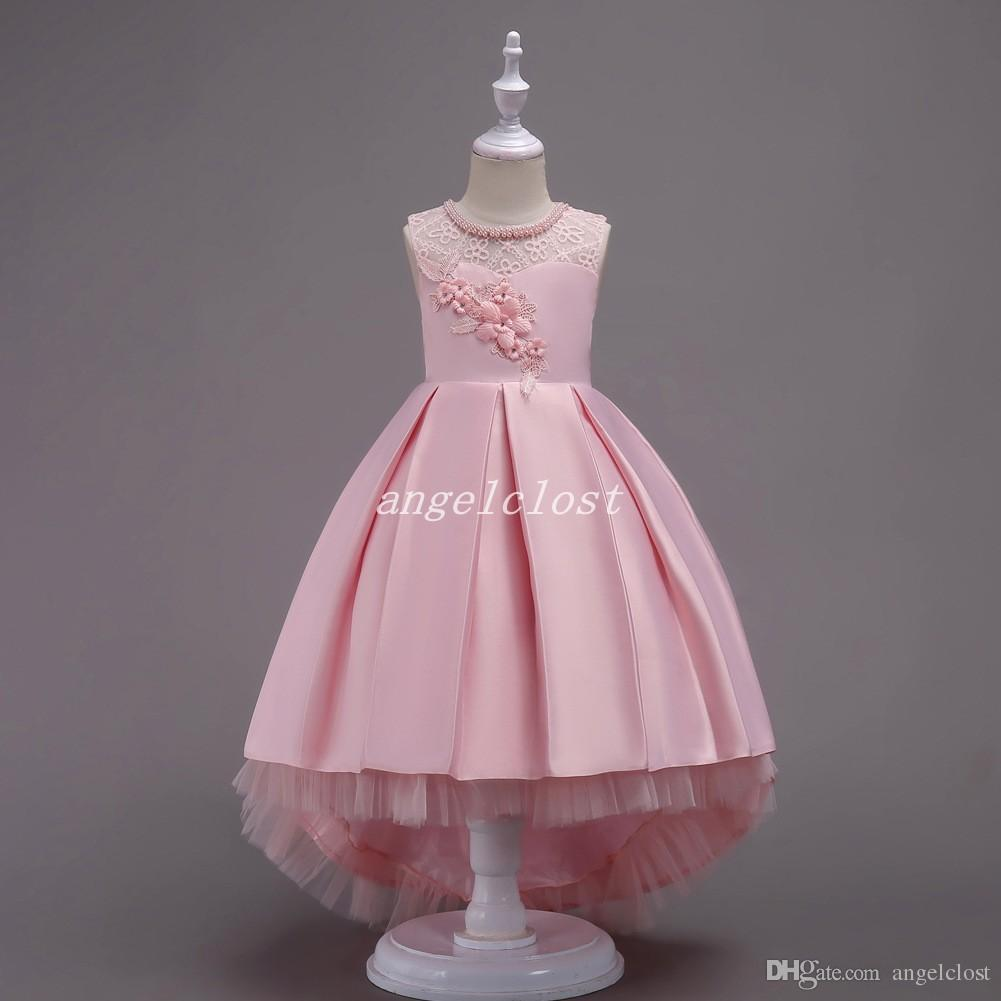 Cheap Wedding Flowers Sydney: Princess Ball Gown Flower Girl Dresses For Weddings Jewel