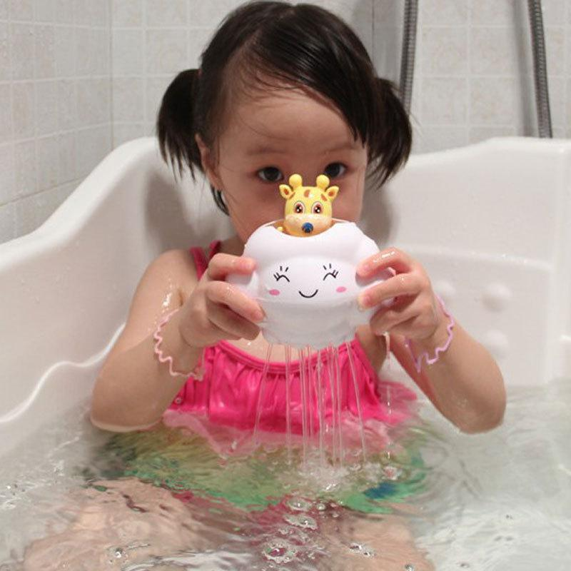 2018 Baby Bath Toys For Kids Water Floating Bathroom Bathtub Shower ...