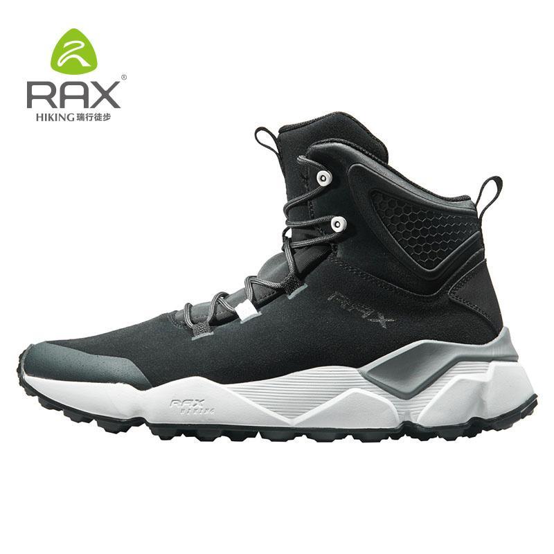 e90cb8fd74dab Acquista Rax 2018 Winter Newest Scarpe Da Trekking Uomo Outdoor Sport  Snearker Uomo Mountain Boot Antiscivolo Caldo Snow Boots Impermeabile 470 A   174.12 ...