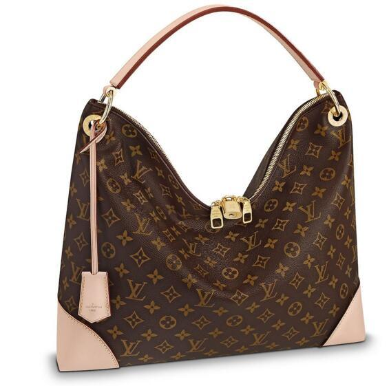ee486e8a24e5 BERRI MM M41625 2018 NEW WOMEN FASHION SHOWS SHOULDER BAGS TOTES HANDBAGS  TOP HANDLES CROSS BODY MESSENGER BAGS Satchel Handbags Ladies Purses From  Qiangdi8 ...
