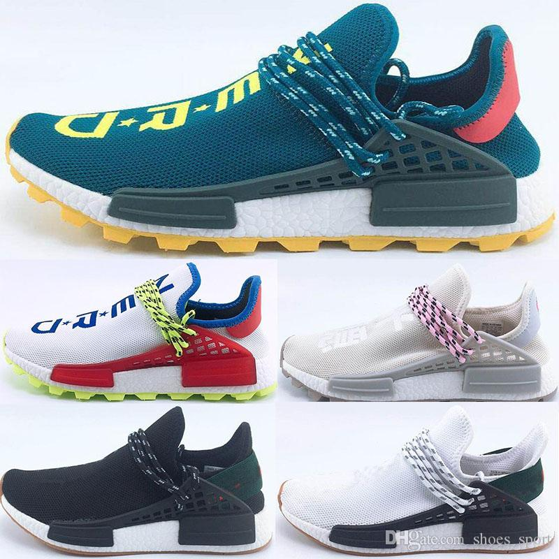 05b8fb196 Solar Pack Human Race Pharell Williams Running Shoes Mens Womens ...