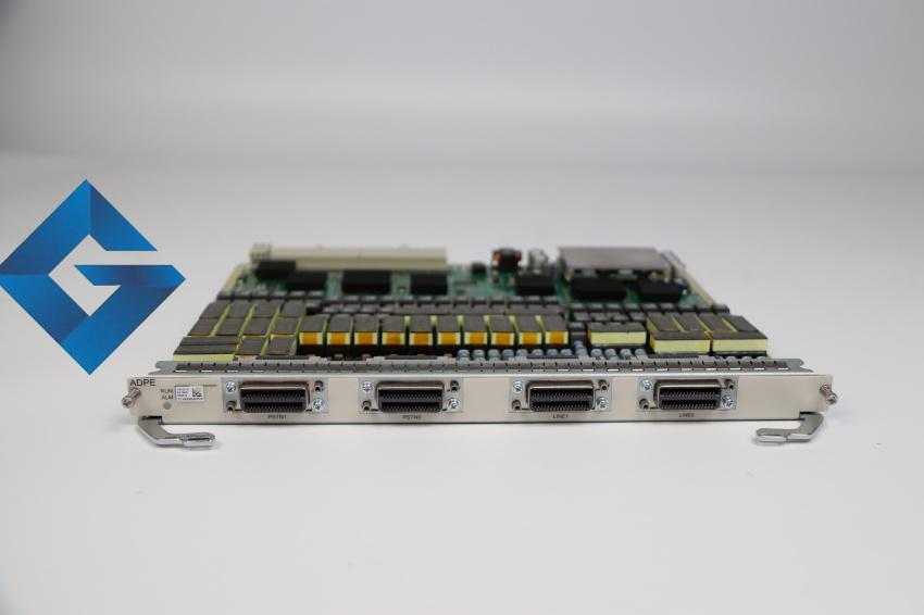 Original HUA WEI ADPE board,64 channel ADSL2+ board, 64 ports board suse  for Huawei DSLAM SmartAx MA5616