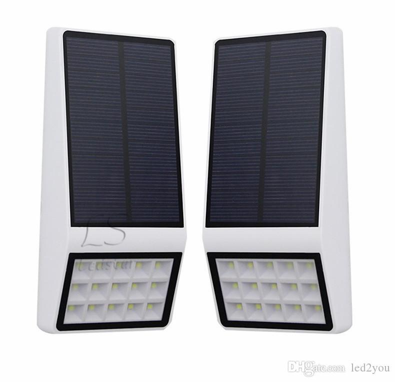Lumière Lampe Sensivtive Ondes Éclairage Led Clôture Sécurité Haute CreQoExBdW