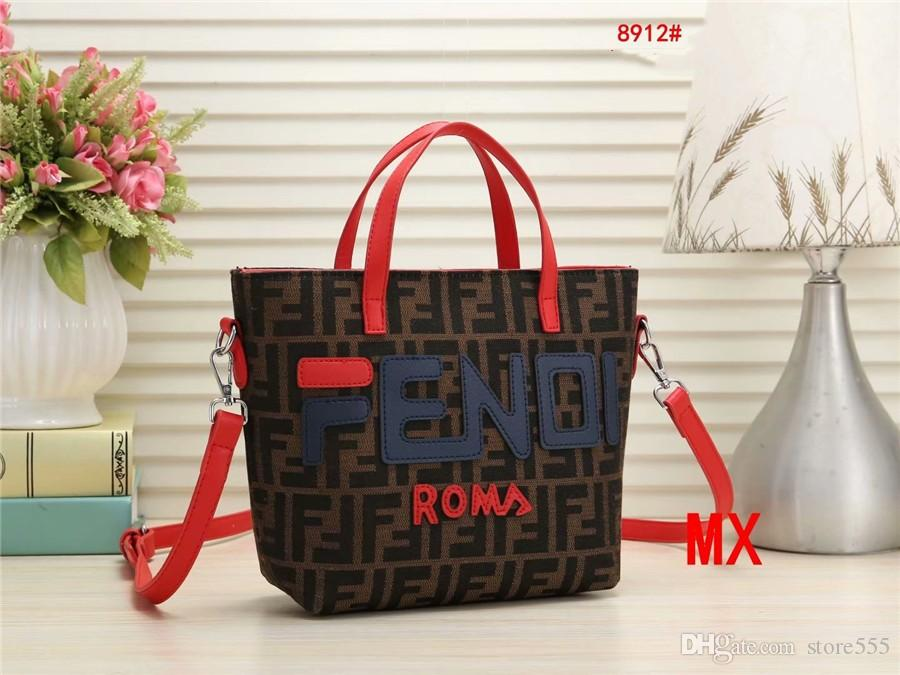 Hot Recommended Brand Designer Shoulder Bag Fendy Luxury Handbag High  Quality Woman Handbag Wallet Shopping Bag Tote Handbags Designer Handbags  Online with ... bb87dd9b29f57