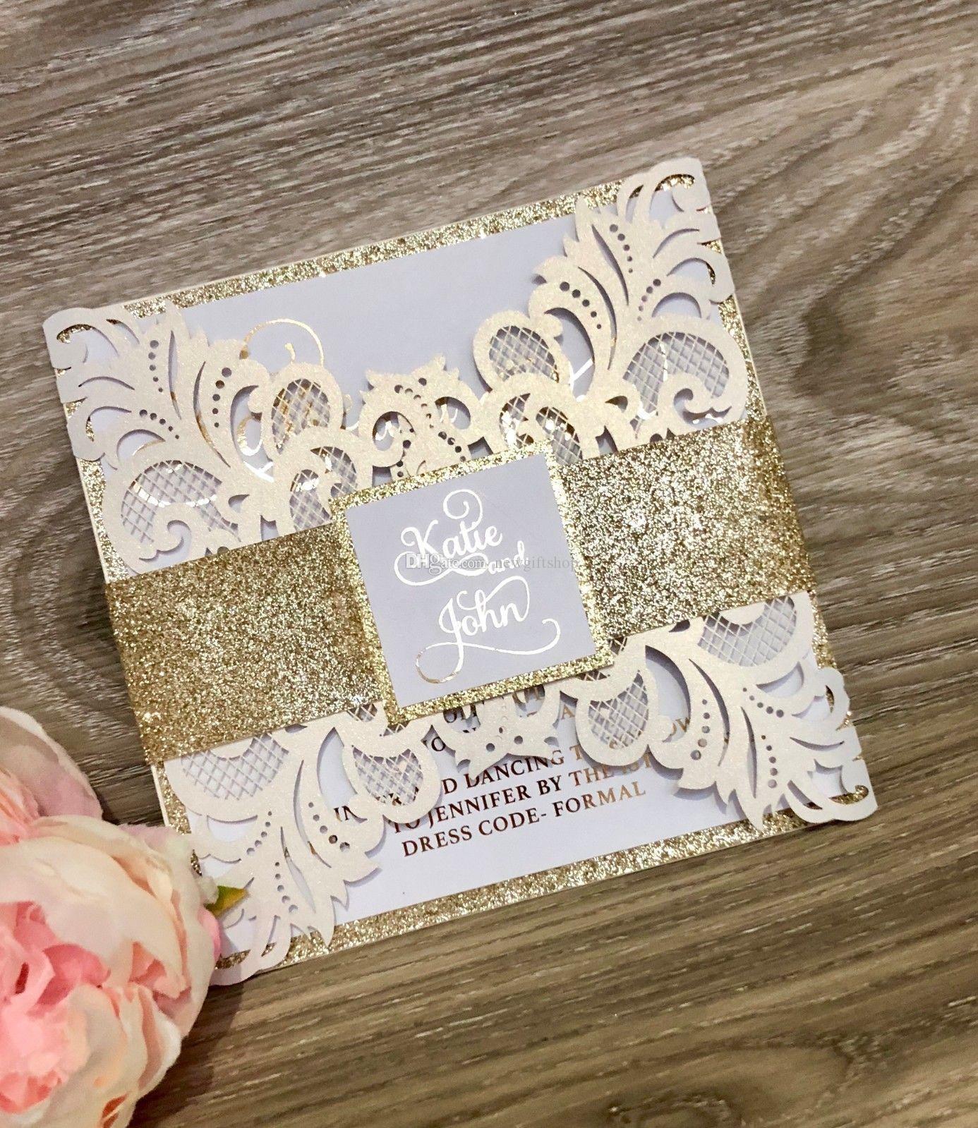 Luxury Wedding Invitations.Seoproductname