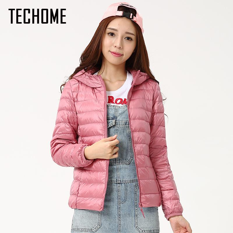 849e2a5ac2a0 Autumn Winter Down Jackets For Women Brand Designer Hooded Coat Ultra Light Duck  Down Jacket Womens Hoodes Warm Winter Coats Aliexpress Aliexpress.com ...