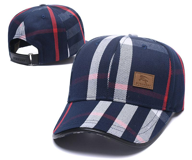 80204688f84 2019 New Striped Ball Caps Top Quality Leisure Baseball Cap Adjustable Flat  Hats Adult Kid Sport Cap Sun Hats Retro Embroidery Hat Couples Caps From ...