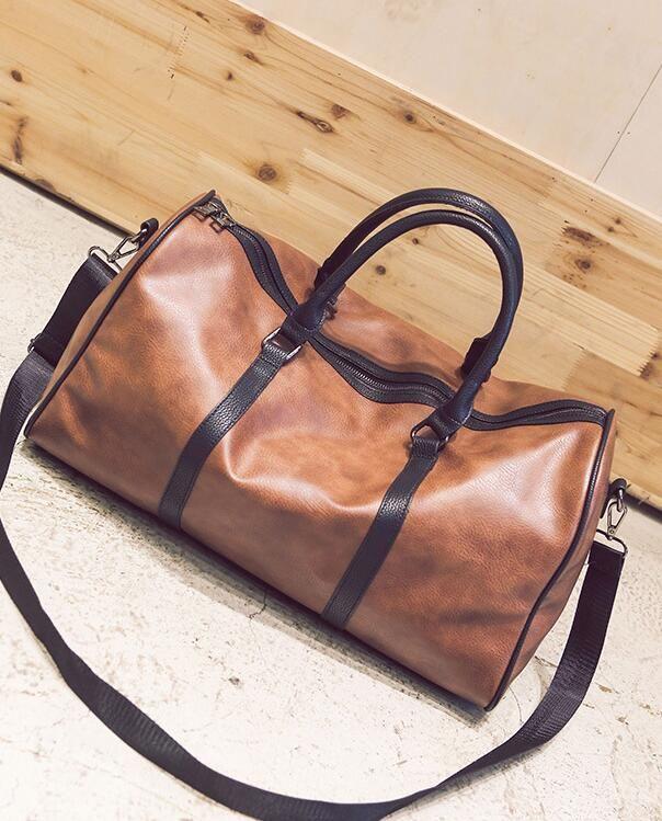 e5b63e319 2019 New Fashion Men'S And Women'S Travel Bag Duffel Bag, Brand Designer  Luggage Bag Large Capacity Sports Bag 55 Cm * 28 Cm * 35 Cm Travel Bags For  Women ...