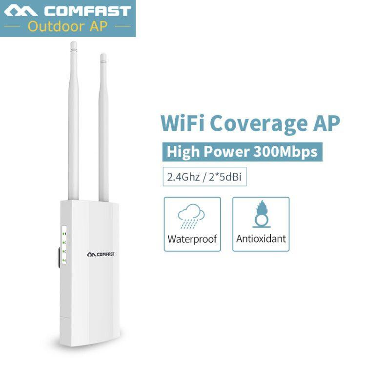 Long Range Wifi Coverage Outdoor CPE WIFI Router 2 4G 5G 1200Mbps Wireless  AP Access Point Extender Client Router